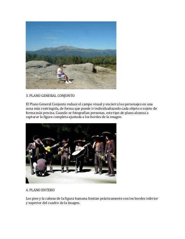 Planos fotográficos Slide 2