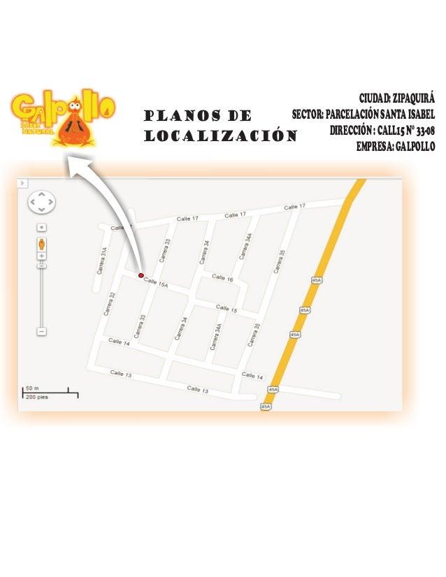 CIUDAD: ZIPAQUIRÁPLANOS DE   SECTOR: PARCELACIÓN SANTA ISABELlocalizaCIÓN         DIRECCIÓN : CALL15 N° 33-08             ...