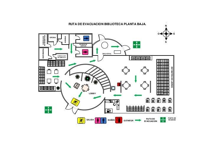 Planos ut for Planos de bibliotecas