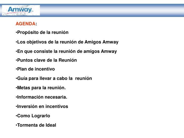 Plan Reunión De Amigos Slide 2