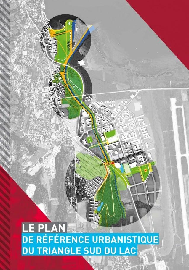 Plan de référence de Savoie Technolac