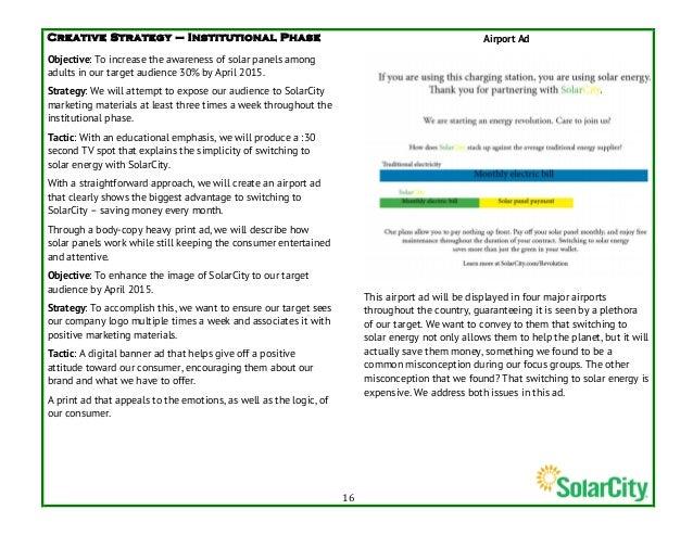 Solarcity Plans Book
