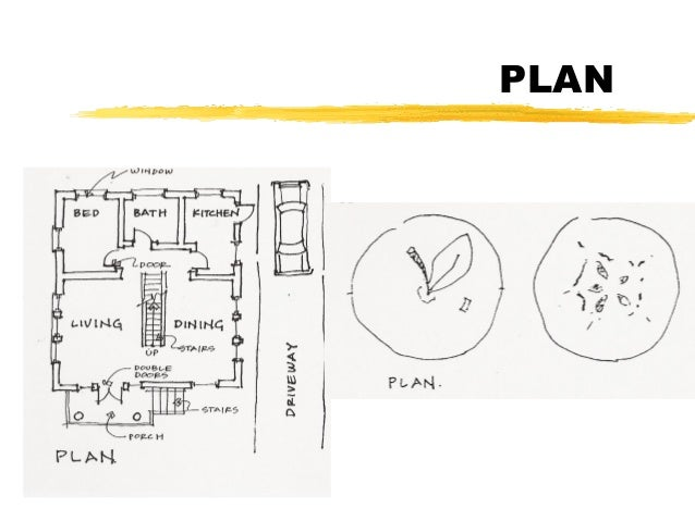 Plan section elevation revised