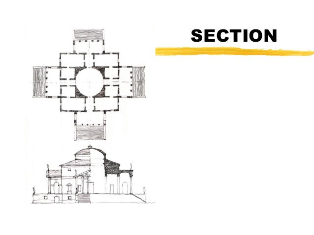Elevation And Plan Difference : Plan section elevation revised