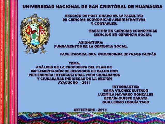 Introducción *El Estado peruano a suscrito convenios a nivel internacional: Declaración Universal de Derechos Humanos (10/...