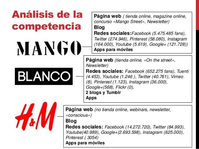 Plan Social Media Zara Slide 3