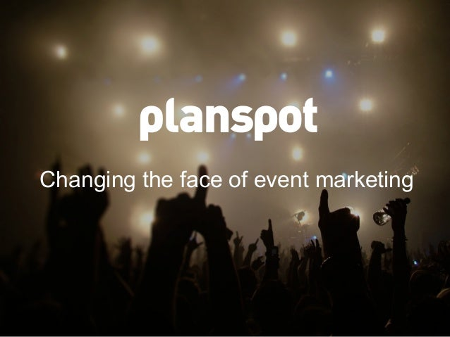 Changing the face of event marketing