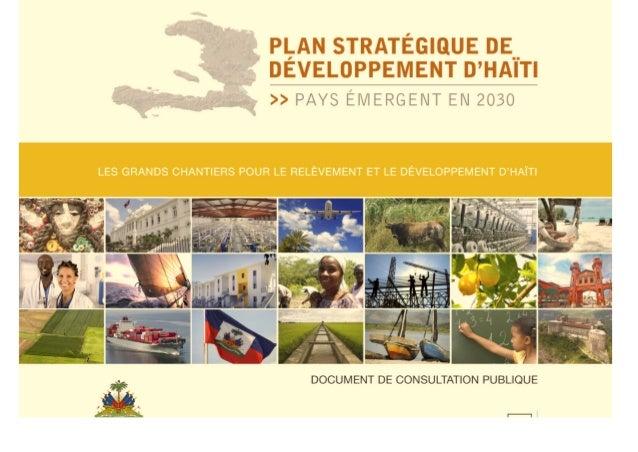>> SOMMAIRE1   Le nouveau cadre de planification2   Les étapes de la consultation3   Les grandes orientations de développe...