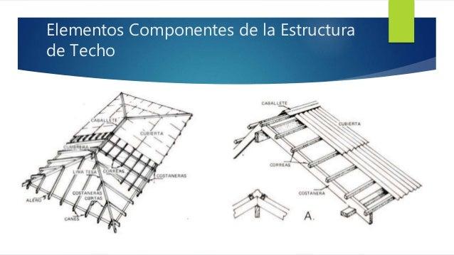 Planta Arquitect Nica De Techo