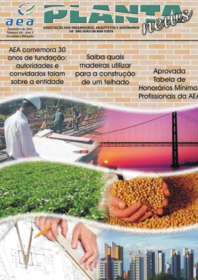 Plantanews 4º Edição Setembro/2011