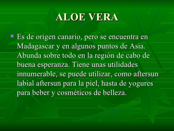 Plantas aloevera lavanda hierbabuena - Como es la planta de aloe vera ...