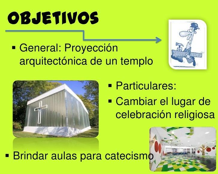 Numero de templos en  Morelia: ??</li></li></ul><li>,<br />Justificacion<br /><ul><li>Necesidad social dentro