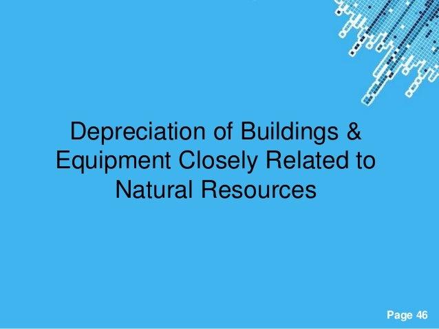 Depreciation, Depletion and Amortization – DD&A