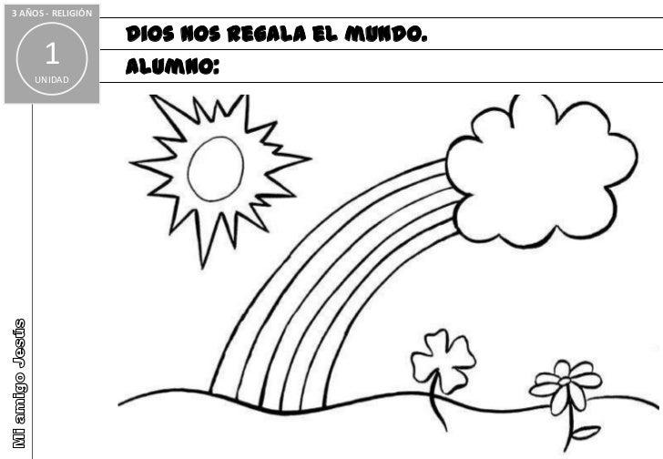 Plantilla infantil-fichas