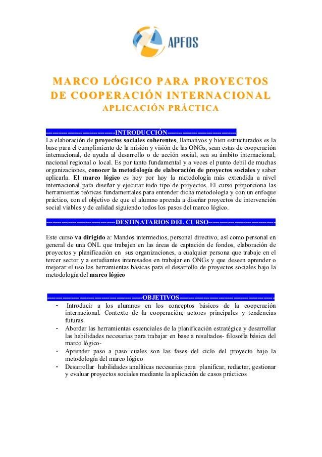 Plantilla marco-logico