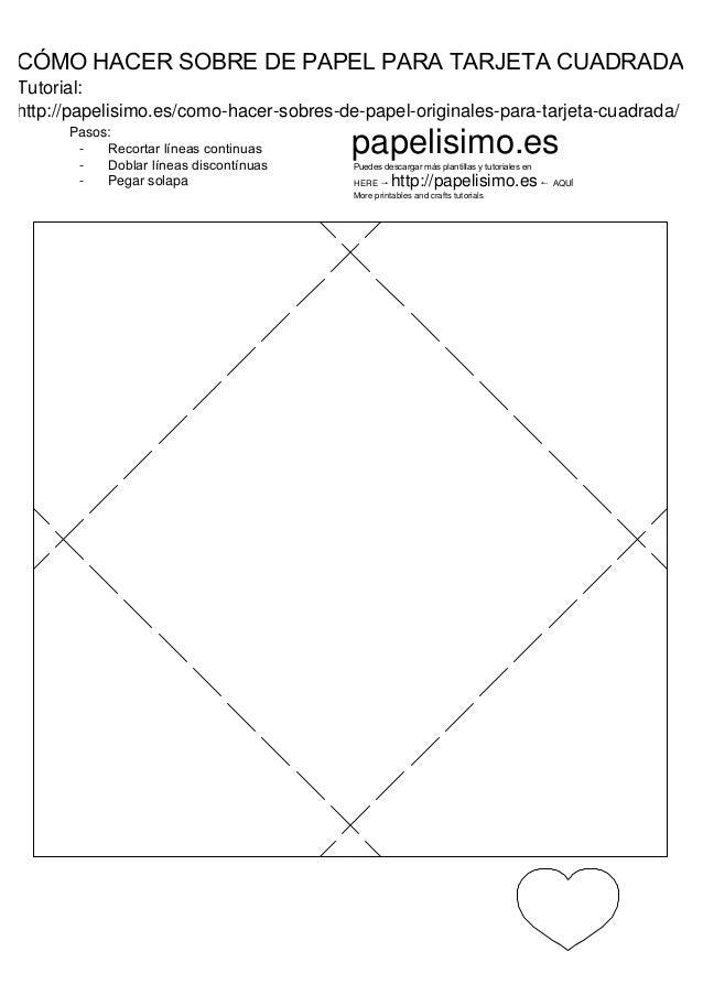 Contemporáneo Plantilla Cuadrada Composición - Colección De ...