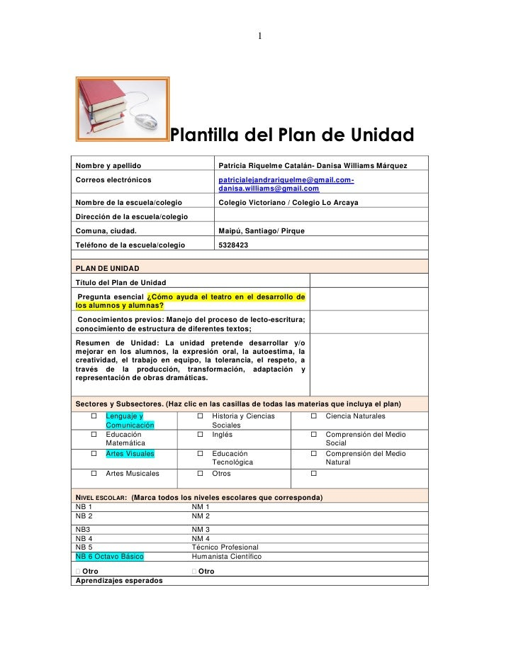 Plantilla de plan_de_unidad danisa williams