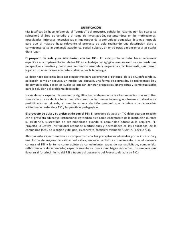 Plantilla documento proyecto