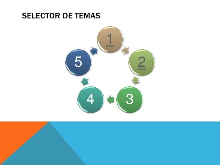 Plantilla el enfoque teórico Slide 2