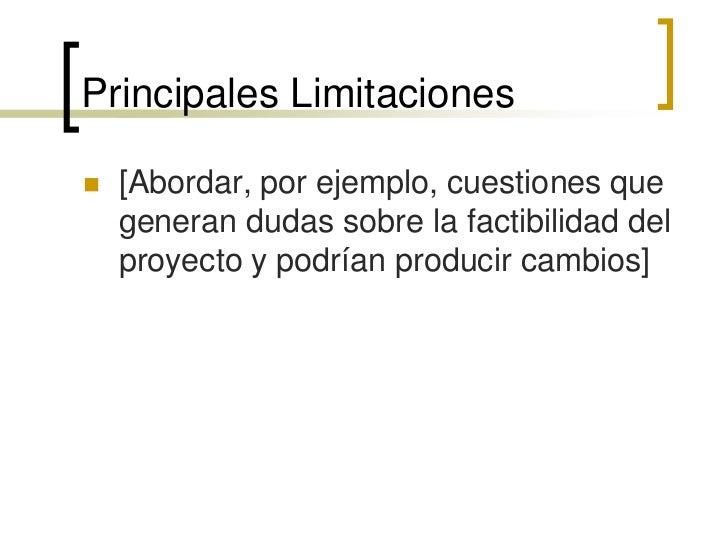 Plantilla para presentacion proyecto de investigación 2009