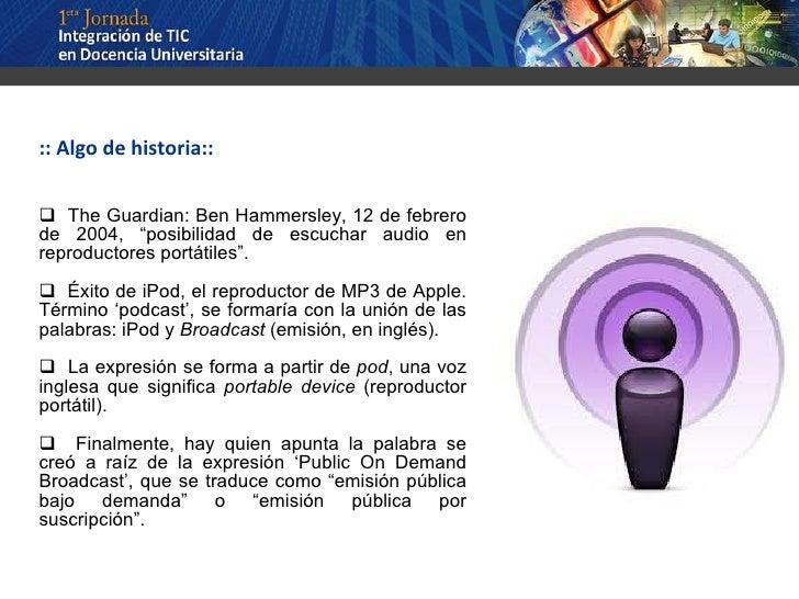 Podcast educativos Slide 3