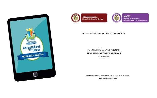 Plantilla presentaciones educa digital regional 2014 Slide 2