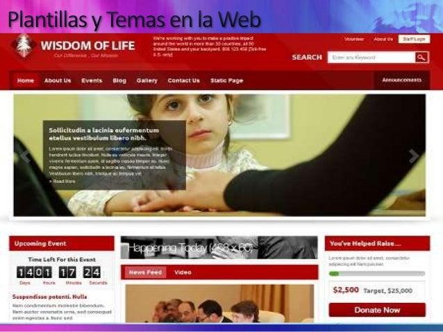 Temas de Wordpress Para ONG y Organizaciones