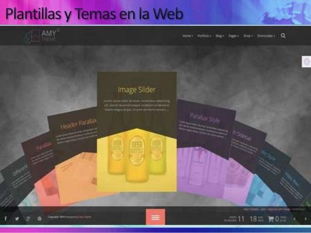 Plantillas Wordpress Para Diseñadores