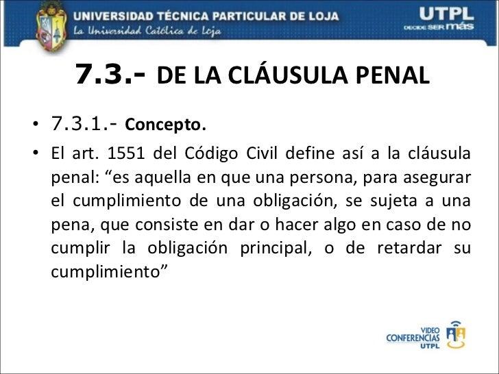 Legislaci n mercantil monetaria y bancaria i bimestre for Que es una clausula