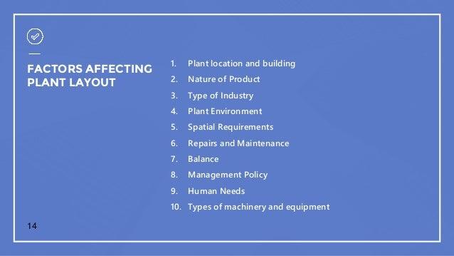 principles of plant layout pdf