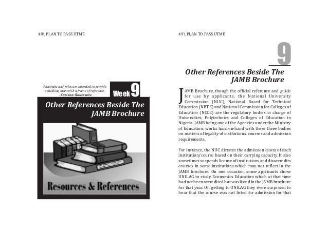 2014 jamb pdf brochure