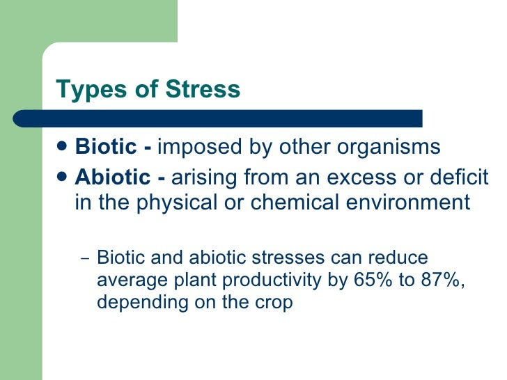 types of stress Stress generally refers to two things: the psychological perception of pressure, on the one hand, and the body's response to it, on the other, which involves multiple systems, from metabolism to muscles to memory through hormonal signaling, the perception of danger sets off an automatic response system, known as the fight-or-flight response.