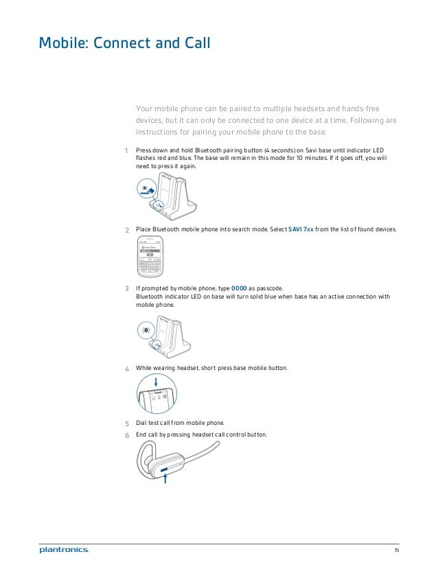 plantronics savi w740 user guide rh slideshare net plantronics savi w740 user guide plantronics savi 740 user guide