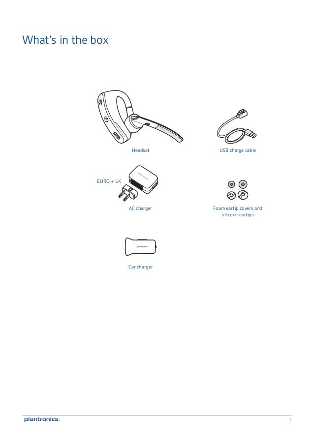 Plantronics Voyager Legend Uc User Guide
