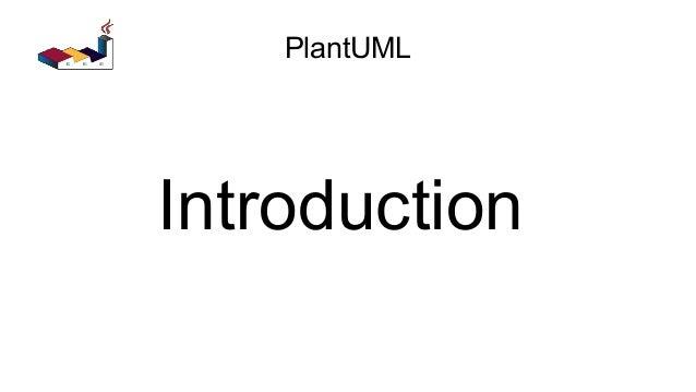 PlantUML  Introduction