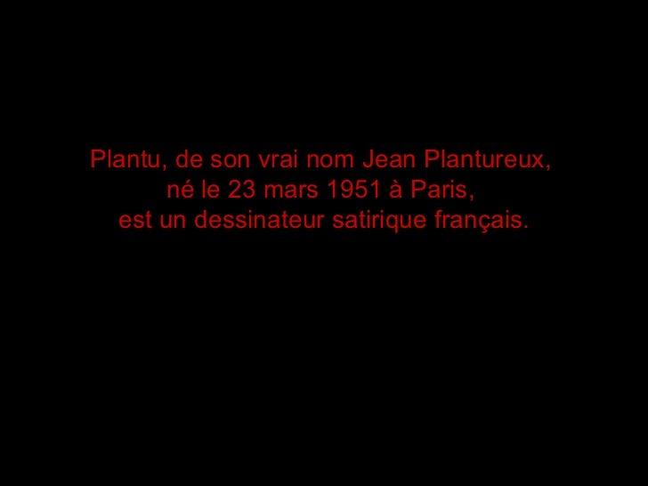 Plantu (Xiomara P et Sara l) Slide 3