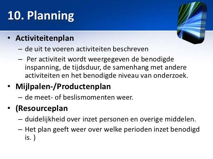 activiteiten plan van aanpak Plan van aanpak activiteiten plan van aanpak