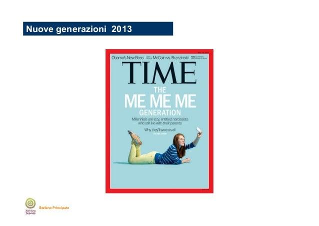 Nuove generazioni 2013  Stefano Principato