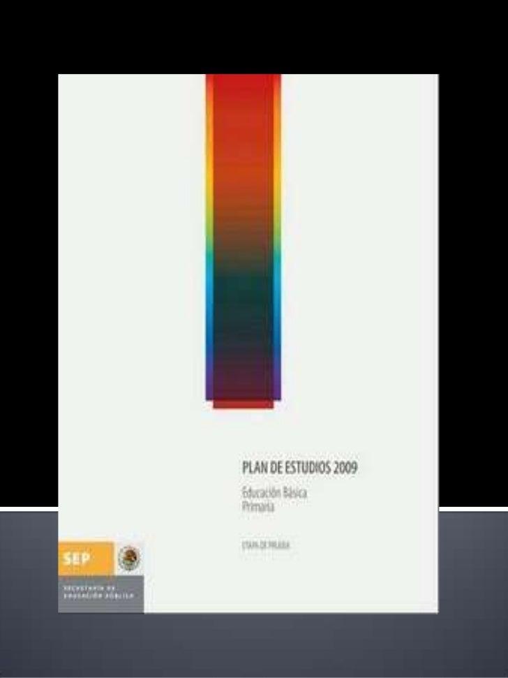 plan de estudios 2011 pdf para descargar