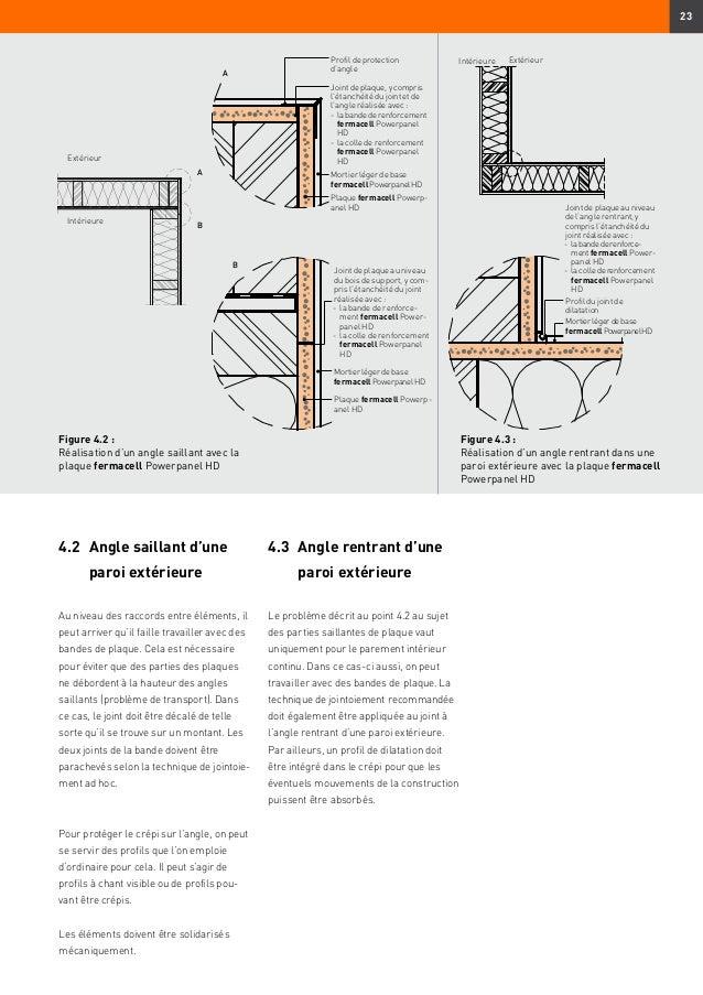 plaque fermacell powerpanel hd plaque de parement ext rieur infor. Black Bedroom Furniture Sets. Home Design Ideas