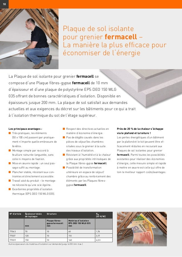 plaques de sol fermacell des solutions syst mes pour tous les type. Black Bedroom Furniture Sets. Home Design Ideas