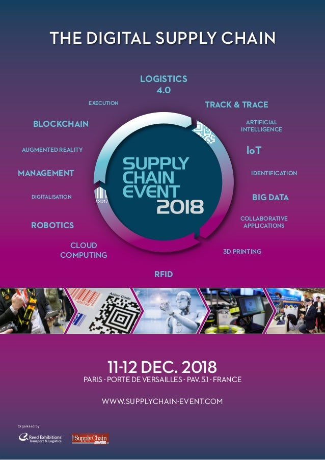 Supply Chain Event 2018 Brochure