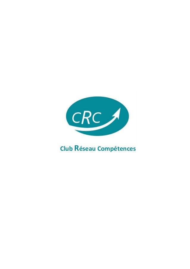 Club Réseau Compétences
