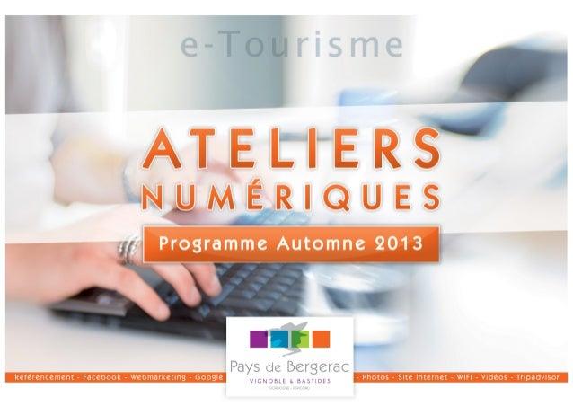 Nom : Marie-Pierre MAILLET Fonction : Animatrice numérique de Territoire Travaille à : Office de Tourisme Bergerac Sud-Dor...