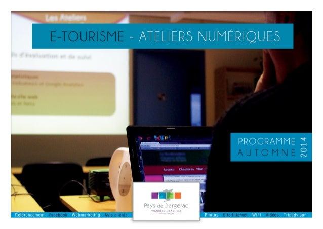 Nom : Marie-Pierre MAILLET  Fonction : Animatrice numérique de Territoire  Travaille à : Office de Tourisme Bergerac Sud-D...