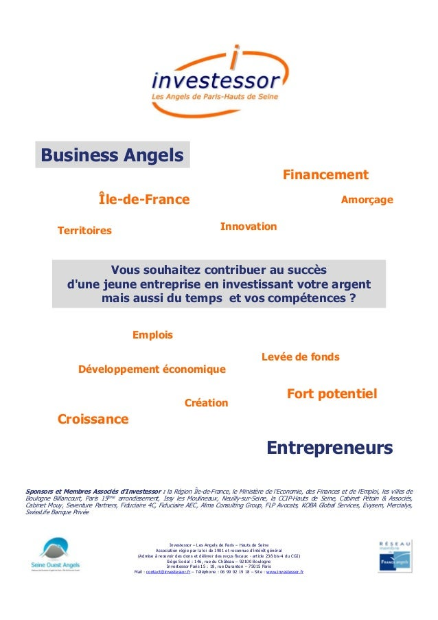 Business Angels                                                                                                           ...