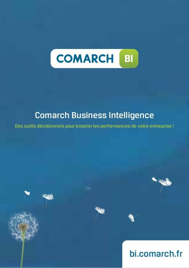 BI  Comarch Business Intelligence Des outils décisionnels pour booster les performances de votre entreprise !  bi.comarch....