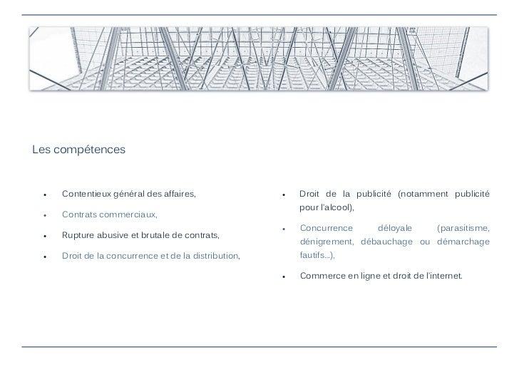 Plaquette LM-a - Le Morhedec Avocats Slide 3