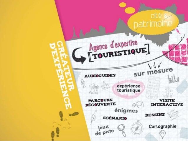 Plaquette Cité et Patrimoine Slide 3