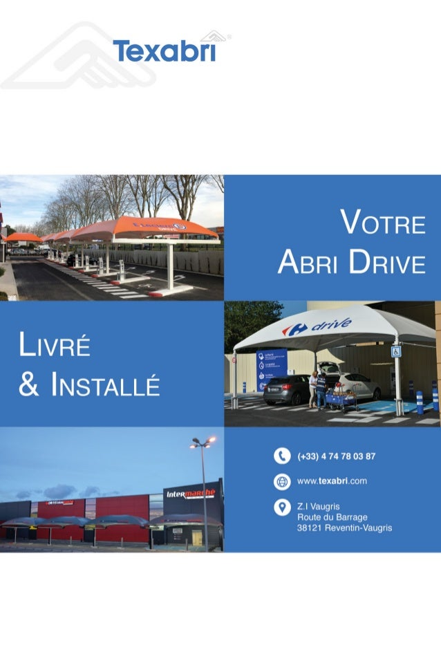 Abri drive